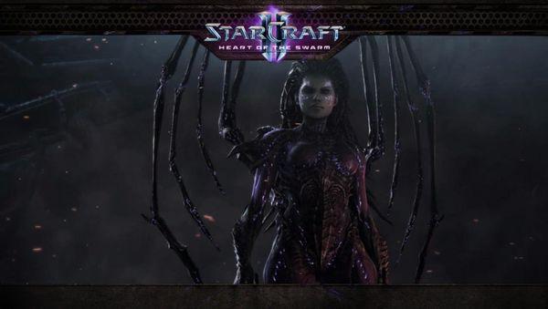 2. Sarah Kerrigan Queen of Blades