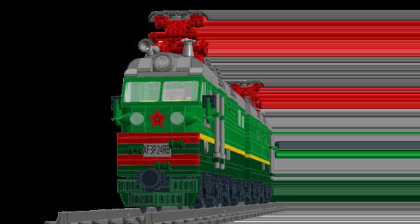 1. грузовой магистральный электровоз переменного тока ВЛ80